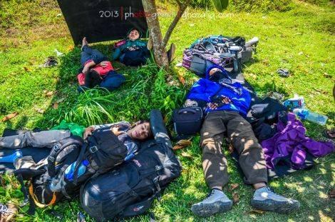 Harapan dan Kenyataan Pendakian