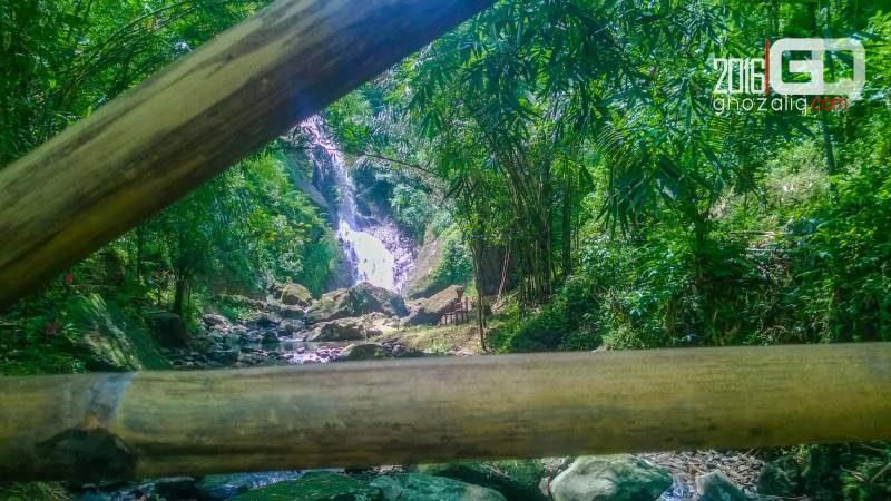 Air Terjun Curug Cibiru Kulon Progo Yogyakarta