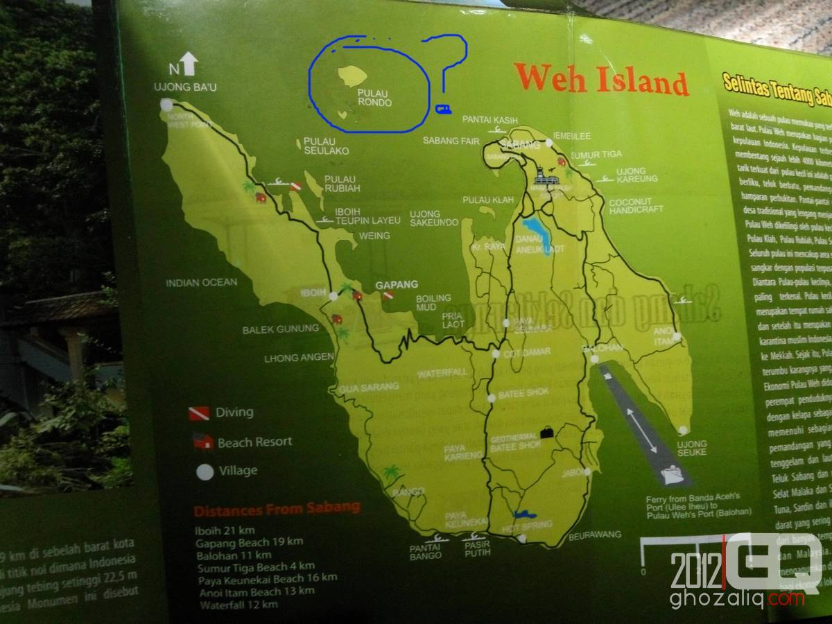 lokasi titik nol kilometer indonesia