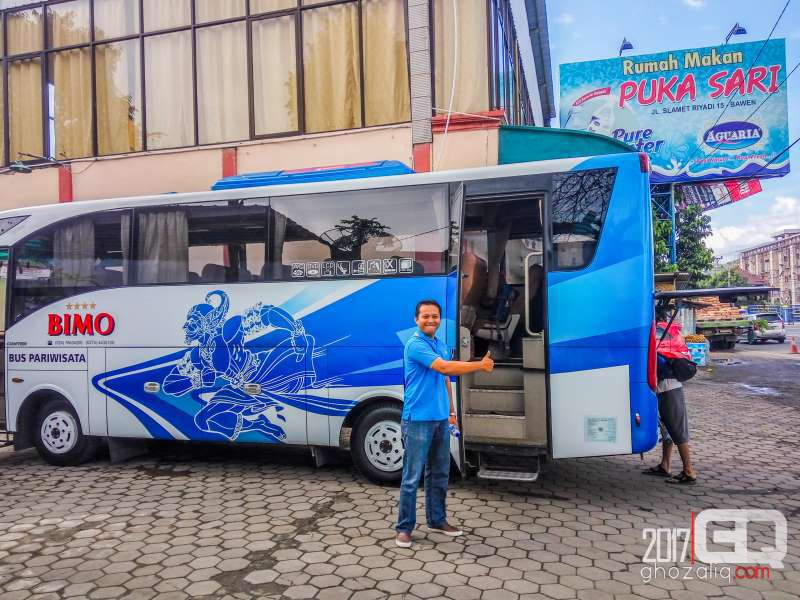 Famtrip Dispora Jawa Tengah Wisata Alam Purworejo Kebumen