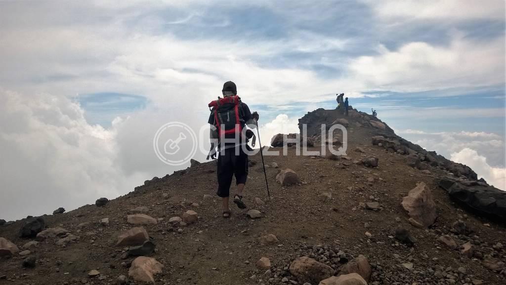 Pendakian Gunung Slamet via Bambangan