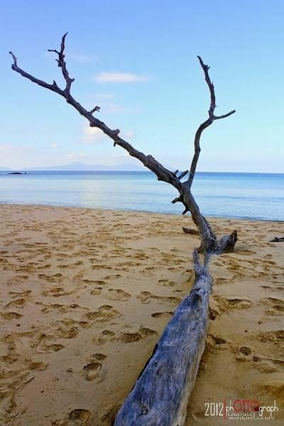14. Pantai Nipa - Ghozali Qodratullah
