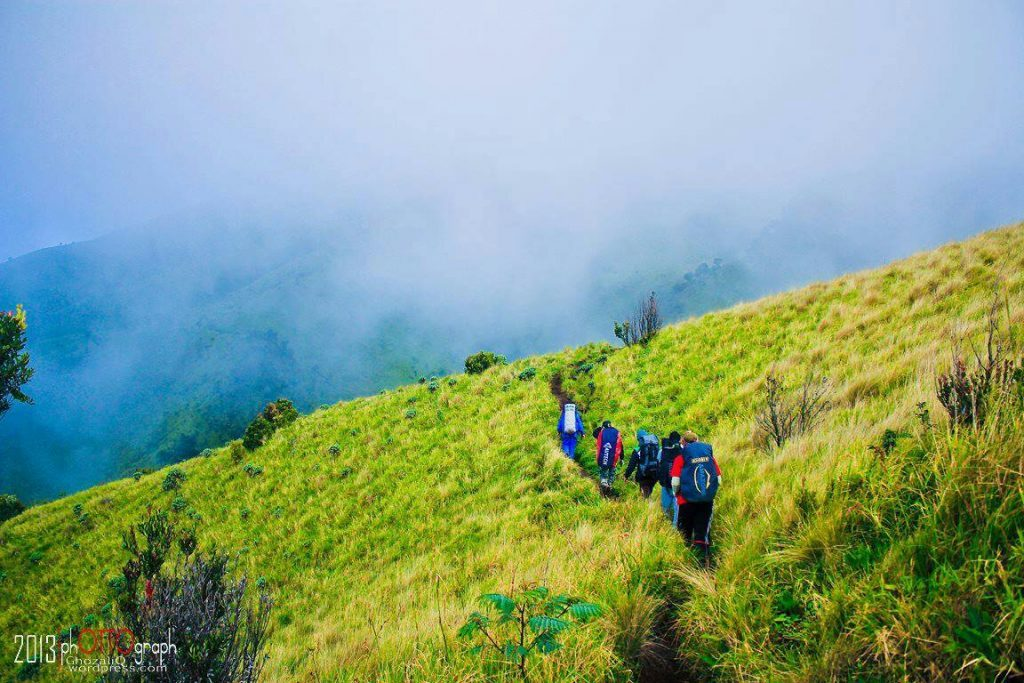 journey mount merbabu