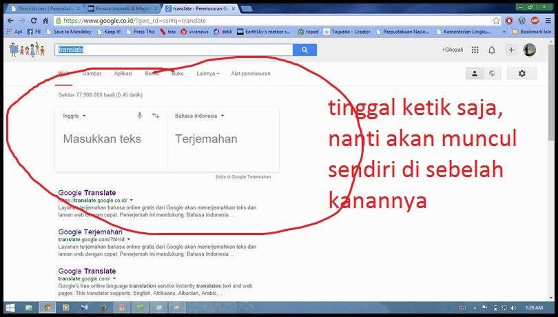 Mengatasi Google Translate yang Tidak Mau Terbuka