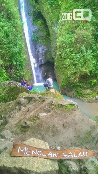 Air Terjun Curug Siluwok Kulon Progo Yogyakarta