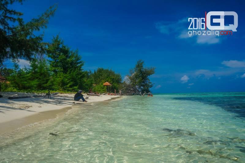 Backpacket karimunjawa wisata bahari pulau sintok