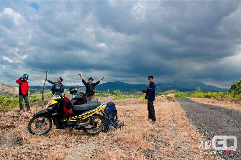 Bukit Seulimeum Seulawah Aceh Besar