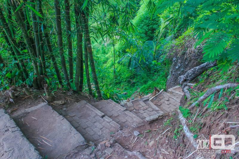 Curug Sewu Kendal Air Terjun Jawa Tengah