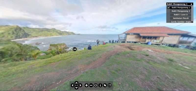 Vitrual Tour Panorama 360 Menganti Menguneng Sawangan