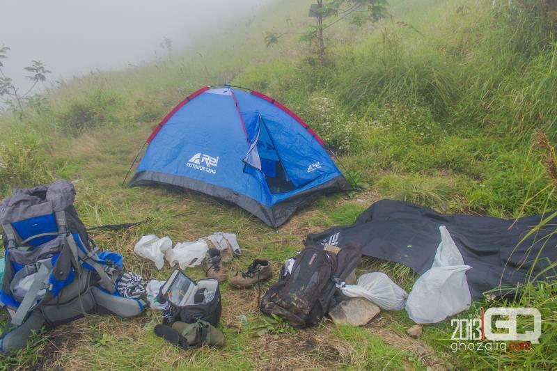 Pendakian Gunung Sindoro via Kledung Temanggung Jawa Tengah