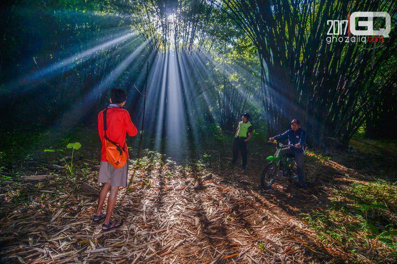 Boon Pring Andeman Desa Sanankerto