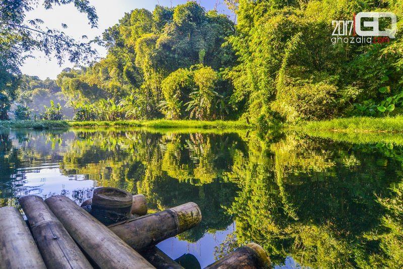 Boon Pring Andeman Tepian Nirwana Di Desa Wisata Sanakerto Denai