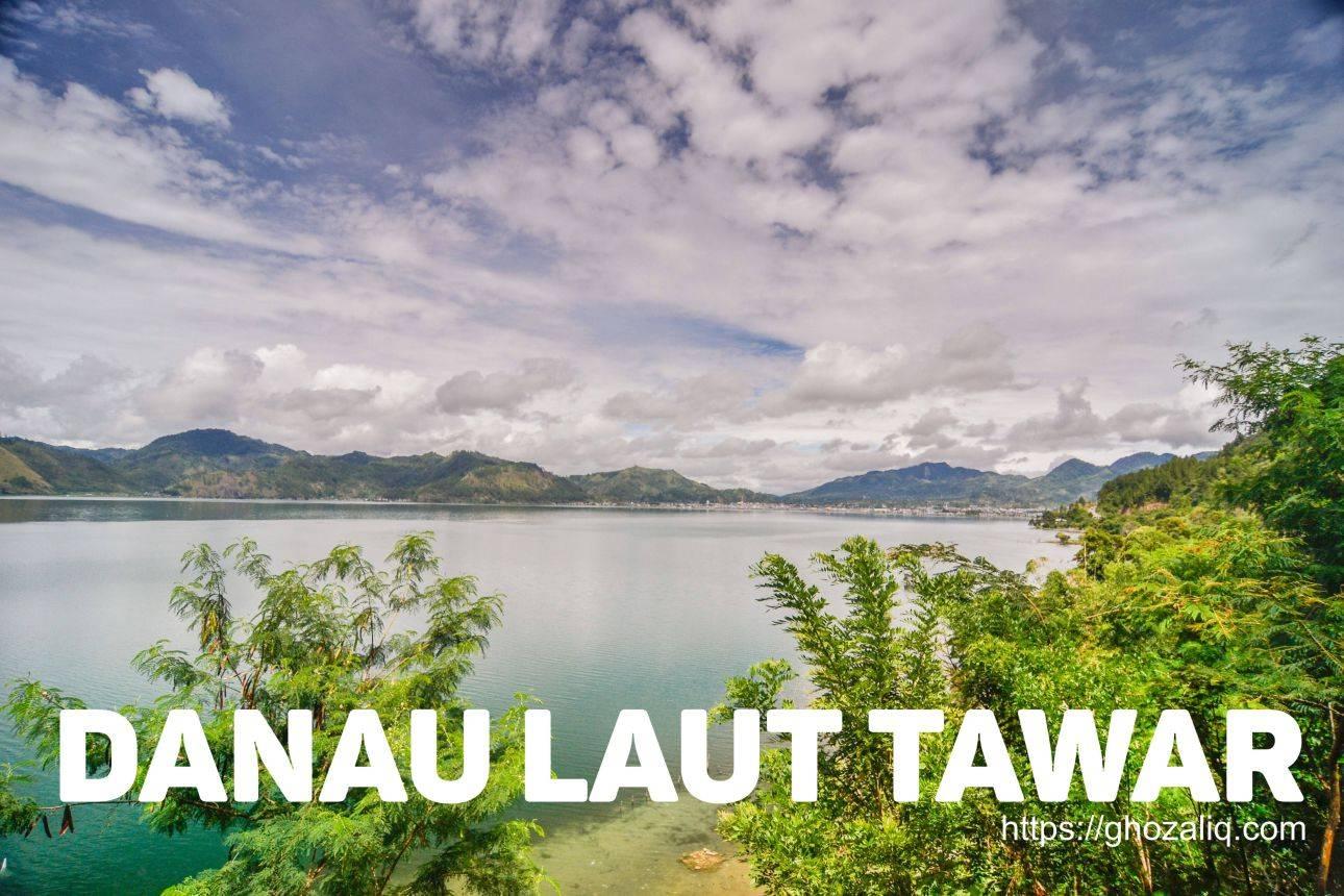 Travelling Ke Takengon Dengan Berbekal Informasi Geospasial