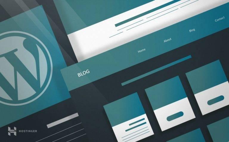 tutorial hostinger cara membuat blog