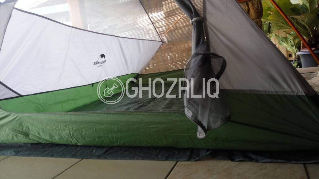 Review Tenda Naturehike Cloud Up 3 210T