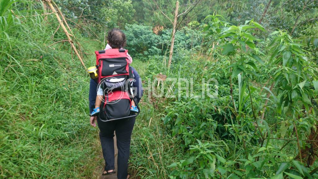 trekking balita gunung ungaran