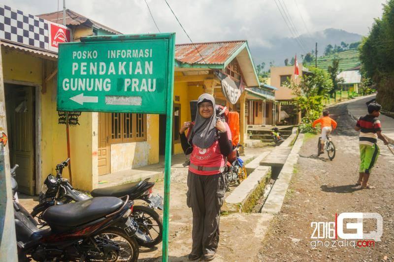Gunung Prau via Wates